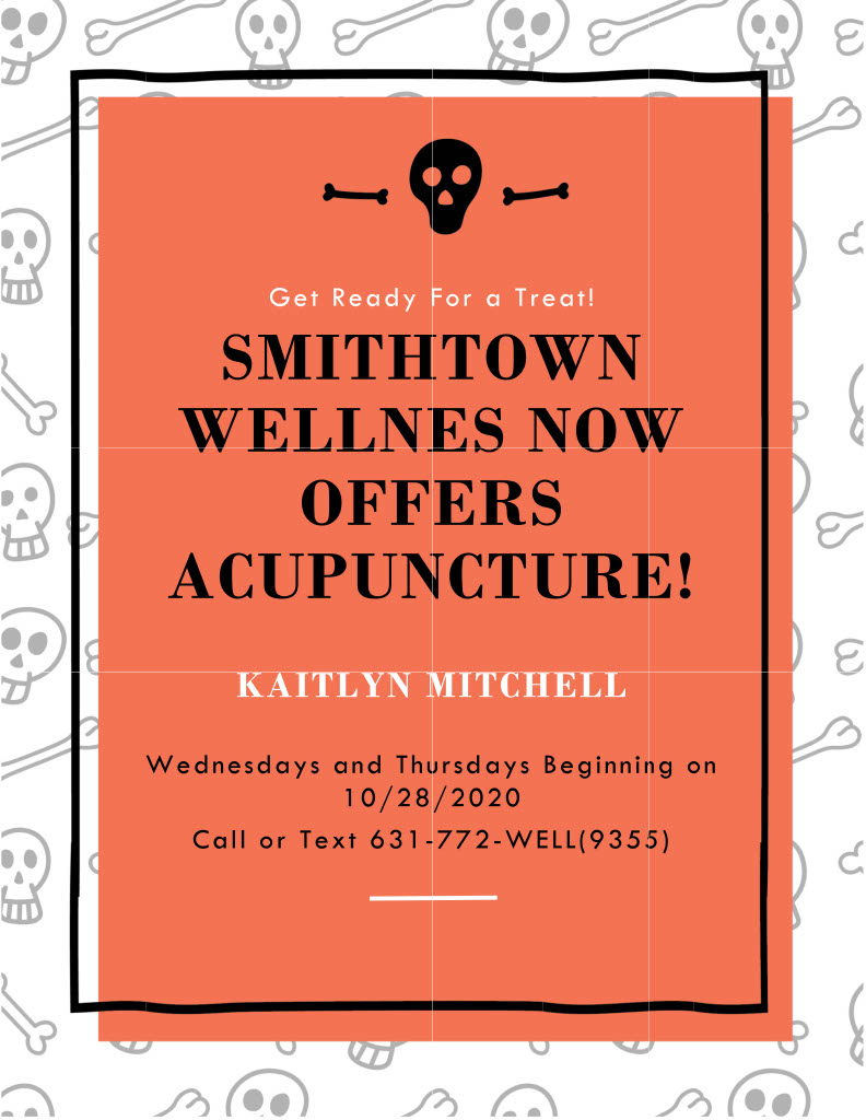 Kaitlyn Acupuncture Announcement